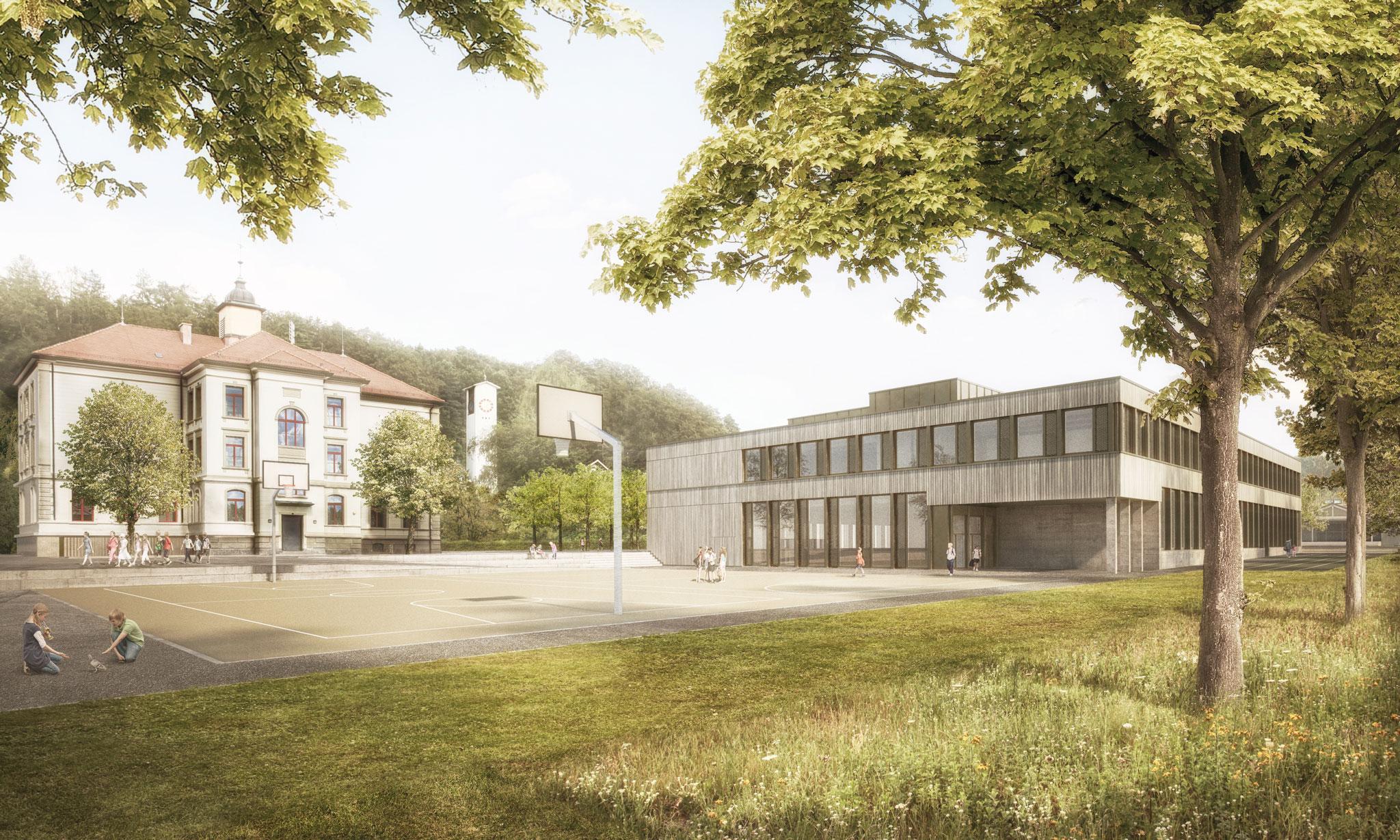 673_06_16.490-Stoos-Architekten-AG-SchulhausKindergarten-EXT1C-160912a